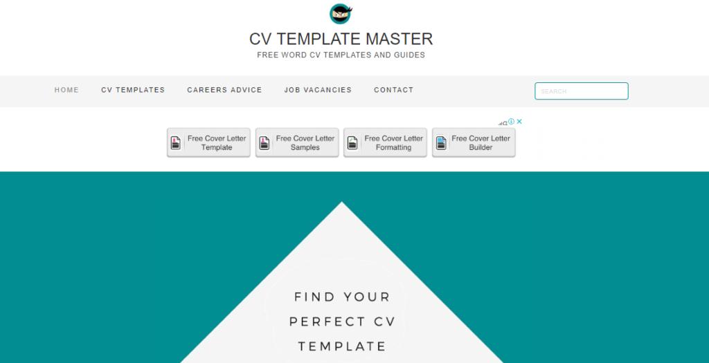 CVtemplatemaster.com review